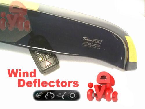SEDAN  Wind deflectors 4.pc  HEKO  10209 Audi A4 B6 B7 2001-2009 SALOON