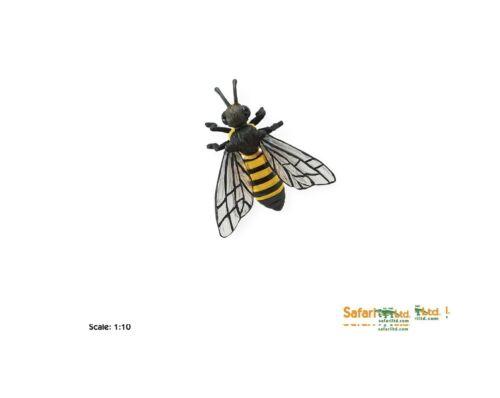 Honey Bee 2 13//16in Series Wings the Earth Safari Ltd 54001
