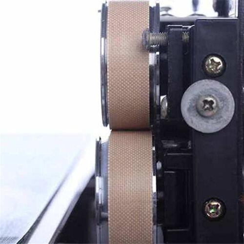 50pcs//lot 770*15*0.2mm teflon belt for FR-900 Continuous Band Sealer or FRD-1000