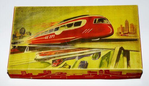 271 Reprobox für die Technofix Raketenbahn Nr