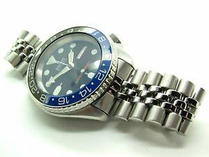 SEIKO-DIVER-039-S-Automatic-Submariner-modificadas-SKX007-7S26-034-caballero-oscuro-034-mod