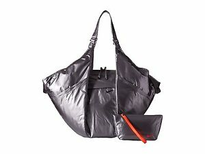 Women s Nike Victory Metallic Gym Tote Bag-Metallic Cool Grey ... 5e018c6a5e