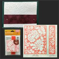 Cuttlebug Embossing Folders - Blossom Dance Embossing Folder Floral Anna Griffin