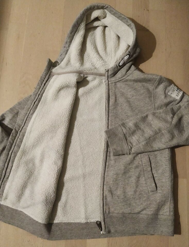 Fleece, 2 X jakker, str. 8-10 år