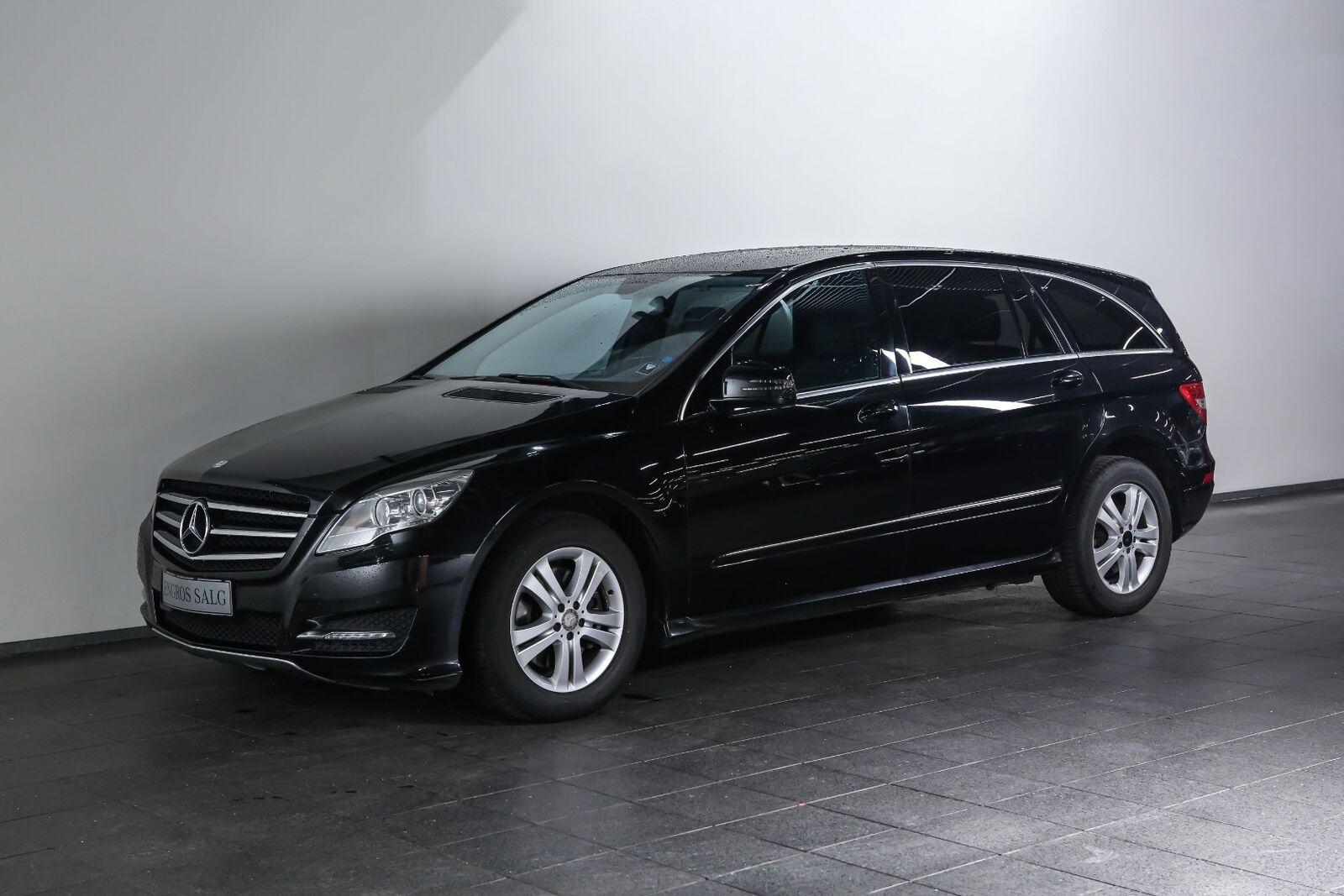 Mercedes-Benz R350 3,0 CDi aut. 4-M BE lang