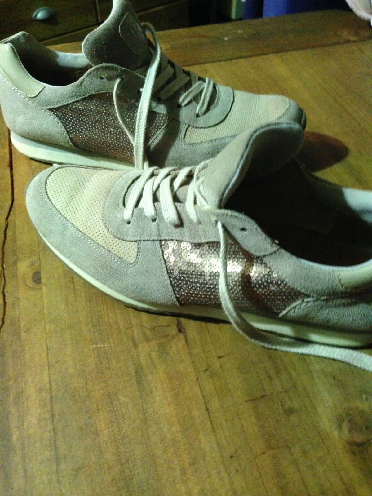 Paul Grün Grün Grün Sneaker 40/6,5 Beige 07fea3