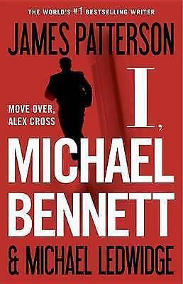 1 of 1 - NEW I, Michael Bennett (Michael Bennett, Book 5) by James Patterson