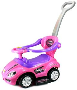 9fe8e2ce5 Deluxe Mega 3 in 1 Car Children s Toy Stroller   Walker Pink w ...