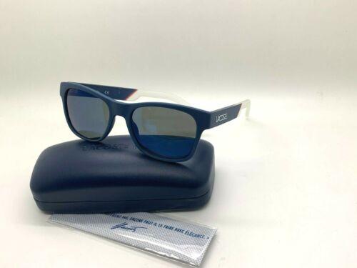 NEW Lacoste Sunglasses L829SND 424 BLUE  54-18-140CASE/&CLOTH