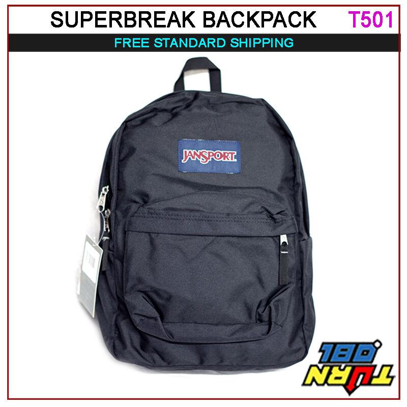 466bae1e1c6c NEW JANSPORT SUPERBREAK BACKPACK ORIGINAL 100% AUTHENTIC SCHOOL BOOK BAG  DAYPACK