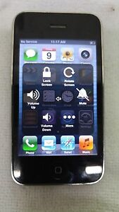 Apple Iphone 3gs 32 Gb Black Unlocked