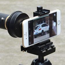 Universal Astronomical Telescope Smartphone Camera Mount Holder Adapter Clip Pro