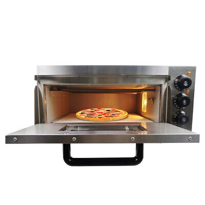 Uk Electric Pizza Oven Single Deck