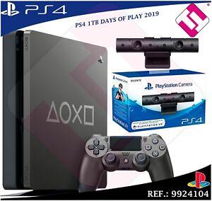 DAYS-OF-PLAY-PS4-1TB-2019-PLAYSTATION-4-EDICION-LIMITADA-CAMARA-VR-PACK-OFERTA