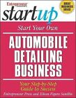 Start Your Own Automobile Detailing Business: Your Step-by-Step Guide to Success by Eileen Figure Sandlin (Paperback, 2006)