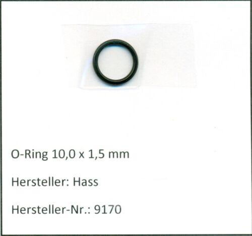 O-Ring 10x1,5 mm