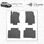 Gummi Fußmatten Automatten für Nissan X-Trail Bj 2013 Qualität Original