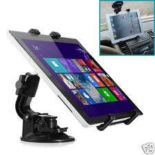 360° Car Holder Windshield Mount Bracket for iPad Mini 2 4 5 Air Tablet GPS