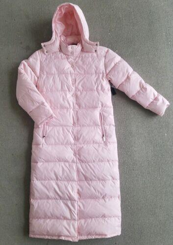 Womens Fubu Full Parka Hooded Down Coat Puffer Ove