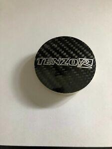 NEW-TENZO-DC-0230-WHEEL-RIM-CENTER-CAP-02030-Tenzo-R-Carbon-Fiber-Center-Cap-1