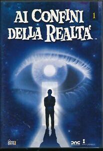Ai confini della realta Prima Stagione Vol. 1 + booklet - DVD D046023