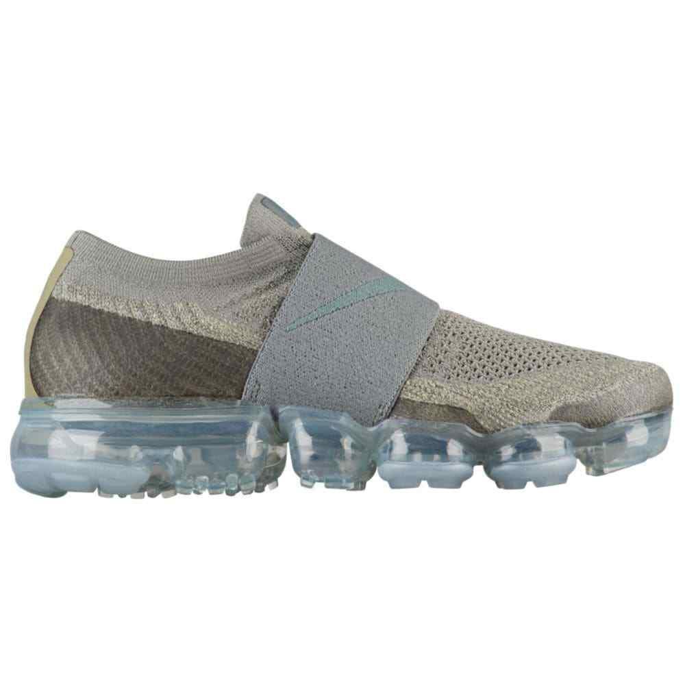 Nike air vapormax flyknit moc schuhe. frauen aa4155-013 stuck - grüne schuhe. moc d19d65