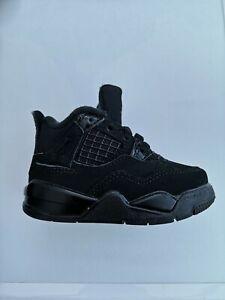 AIR Jordan 4 retro black Cat Junior
