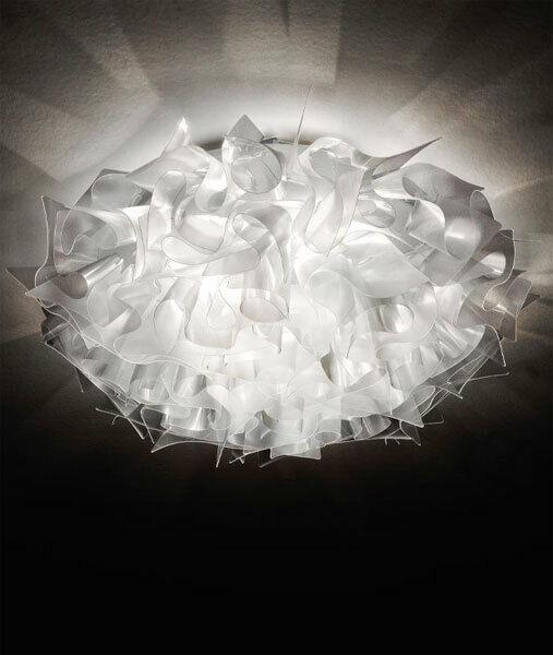 scegli il tuo preferito Slamp Lampada Parete Soffitto Veli Veli Veli prisma 53 cm   migliore offerta