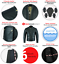 miniature 3 - Leather Motorbike Motorcycle Jacket Quality Stitched Biker With CE Armour