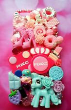 Handmade case for ALL models w/ barbie shoes pony mac decoden iPhone6 6+ 5 5c 4