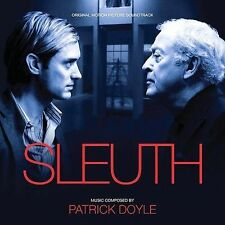 FREE US SH (int'l sh=$0-$3) USED,MINT CD : Sleuth [Original Motion Picture Sound