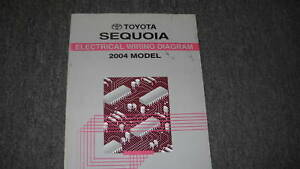 image is loading 2004-toyota-sequoia-electrical-wiring-diagram-service-shop-