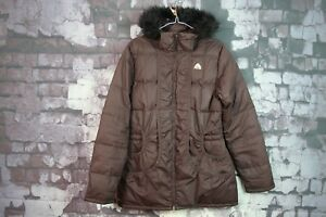 Womens Brown Size Acg Jacket No 27 S r546 Nike 11 4rxvqw17f4
