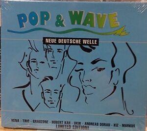 Pop-amp-Wave-Neue-Deutsche-Welle-Nena-Jawoll-Grauzone-United-Balls-Step-CD