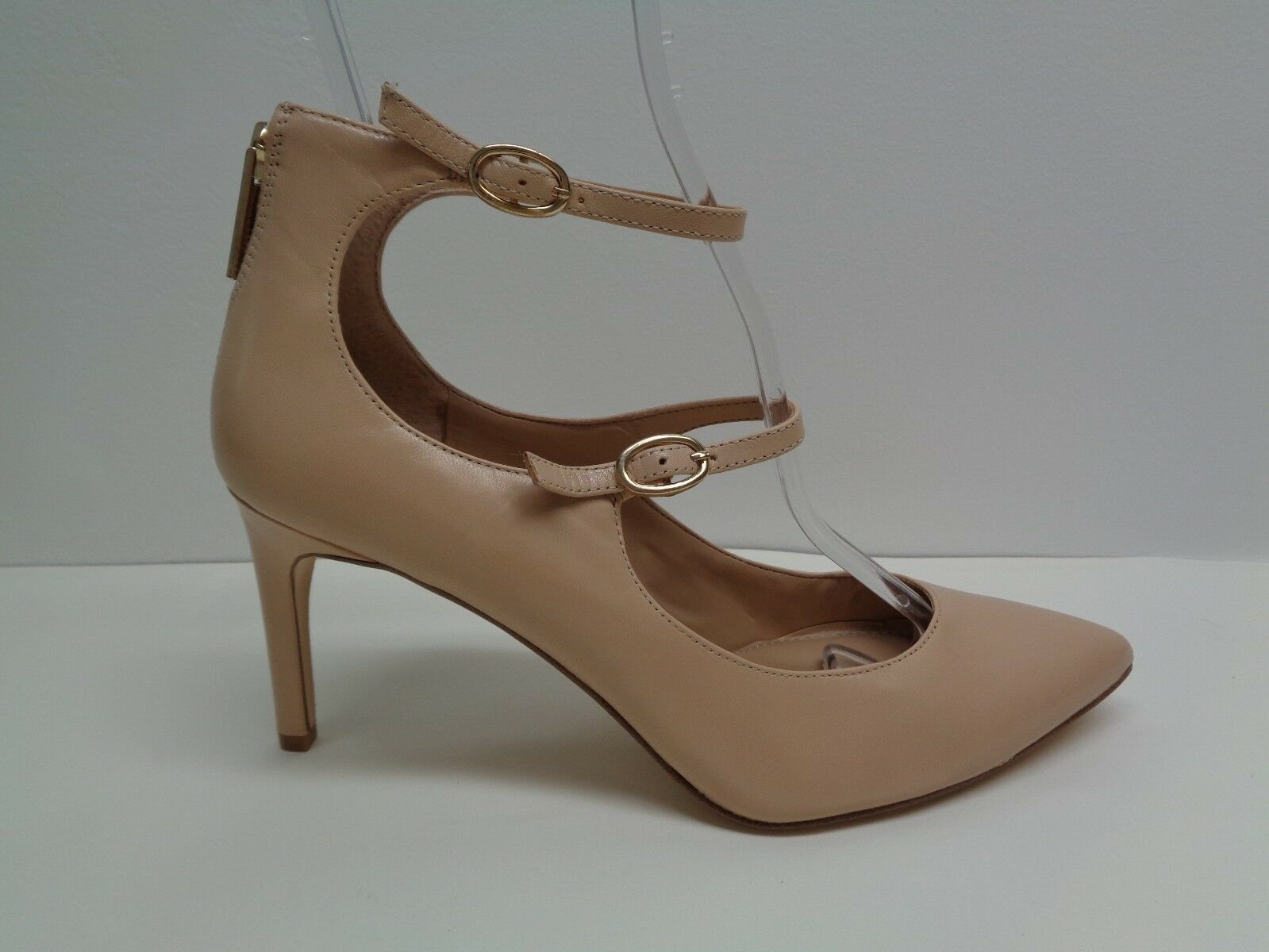 BCBG Pumps BCBGeneration Größe 9 M ZALUCA Beige Leder Heels Pumps BCBG New Damenschuhe Schuhes faf0d4