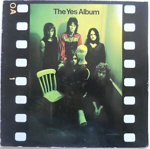 Yes  Gatefold LP  The Yes Album K40106  A2B2 EXC - <span itemprop='availableAtOrFrom'>Southend-on-Sea, United Kingdom</span> - Yes  Gatefold LP  The Yes Album K40106  A2B2 EXC - Southend-on-Sea, United Kingdom