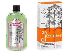 Naturgeist 35 Kräuter Öl von HAGINA 75 ml