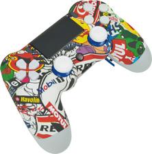 Artikelbild King Controller Stickerbomb inkl. Remapping PS4 NEU OVP
