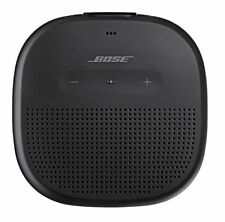 Black #783342-0100 NEW SEALED Bose SoundLink Micro Bluetooth Speaker