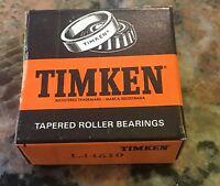 Timken Roller Bearings L44610