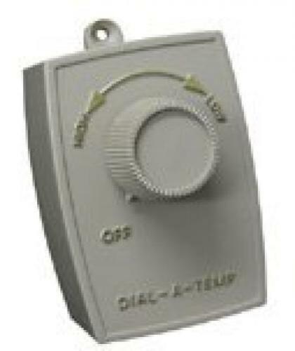Dial-A-Temp H9980 Plug in AC Fan Motor Control