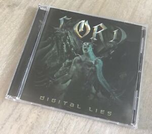LORD-Digital-Lies-CD-New-From-The-Band