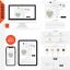 """Indexbild 1 - eBay Template Auktionsvorlage """"ROCKET""""  Modern, Clear & Responsive Design. 2020!"""