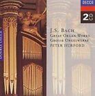 Bach: Great Organ Works (CD, Nov-1994, 2 Discs, London)