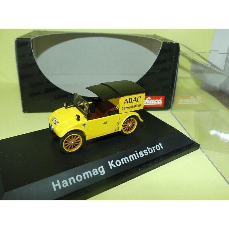 HANOMAG KOMMISSBred ADAC SCHUCO 1 43