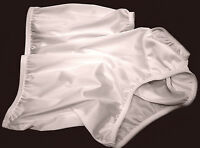 VANITY FAIR WHITE 15712/15812 PERFECTLY YOURS NYLON BRIEFS PANTIES~10/3XL ~NEW