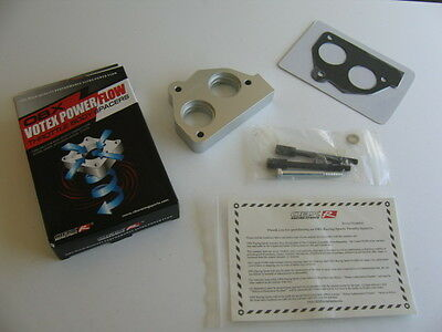 OBX Throttle Body Spacer 88-95 Chevy GMC Pickup C1500 K1500 S10 4.3L V6 5.7L V8