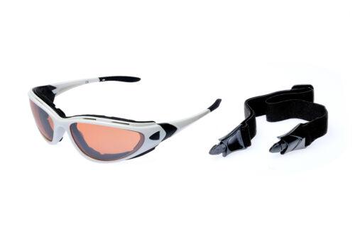 Alpland Skibrille Schutzbrille Sonnenbrille mit 70/% mehr Kontrast für Allwetter