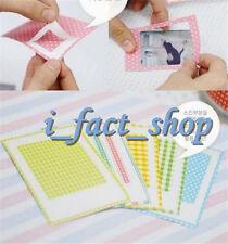 40X Cute DIY Photo Decor Polaroid Instant Films Sticker  Skin Scrapbook Paper UK