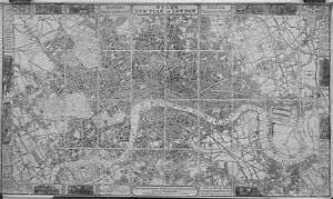 Antique-map-Wyld-039-s-new-plan-of-London